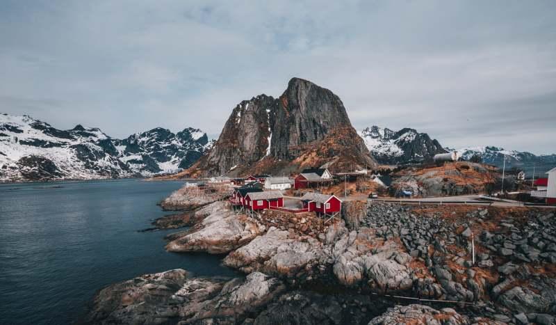 Norwegia - kraina fiordów, sportów zimowych... ale i drogiego piwa. Krótka podróż pod skandynawskim kraju!