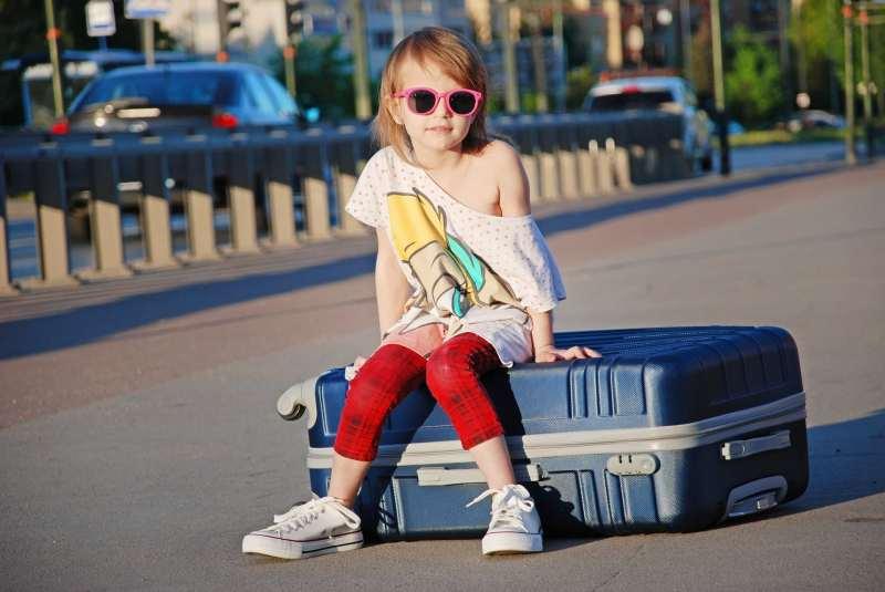 5 praktycznych wskazówek, jak podróżować z dziećmi